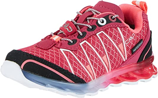 CMP Atlas, Zapatillas de Running para Asfalto Unisex Niños: Amazon.es: Zapatos y complementos