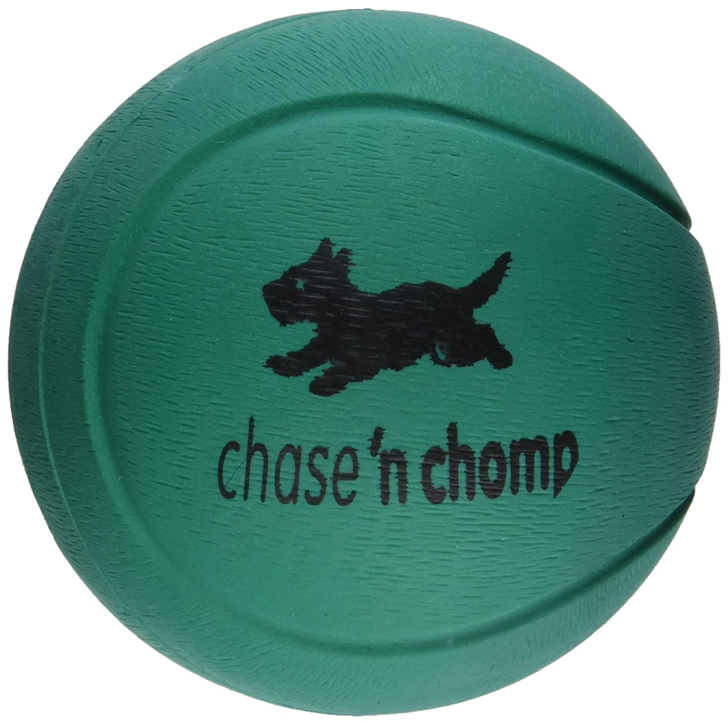 Caitec Chase 'N Chomp Hi-Bouncer Ball for Pets, 3.5-Inch