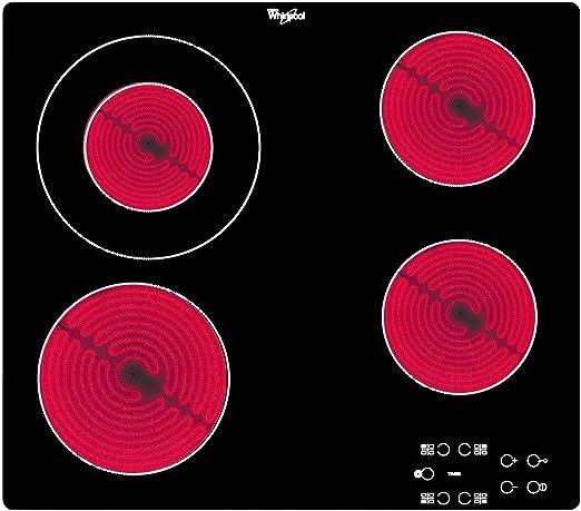 Whirlpool AKT 8130 NE hobs - Placa (Integrado, Cerámico ...