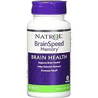 Natrol, BrainSpeed Memory, 60 Tablets