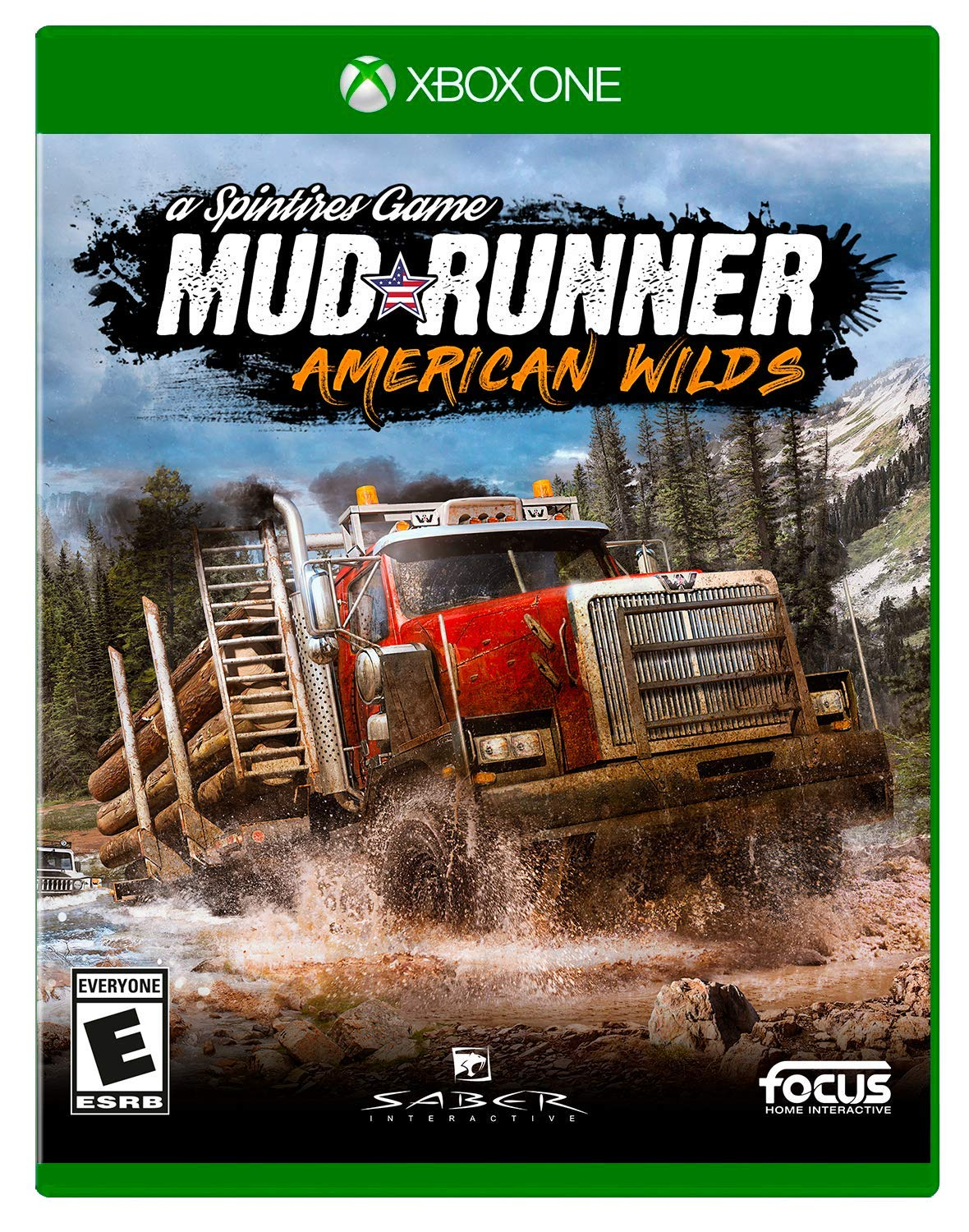 Spintires: Mudrunner - American Wilds Edition - Xbox One