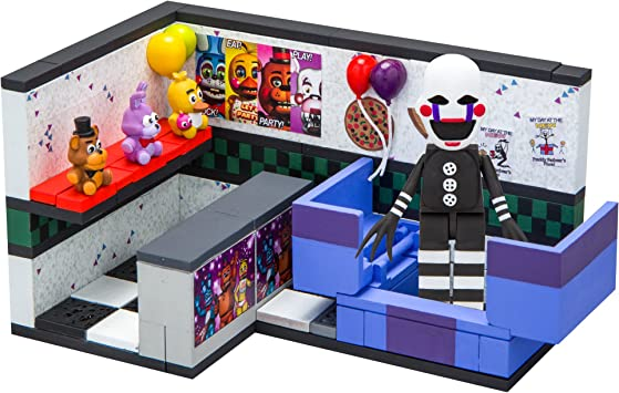 Five Nights at Freddys Prize Corner 104 Pieces: Amazon.es: Juguetes y juegos
