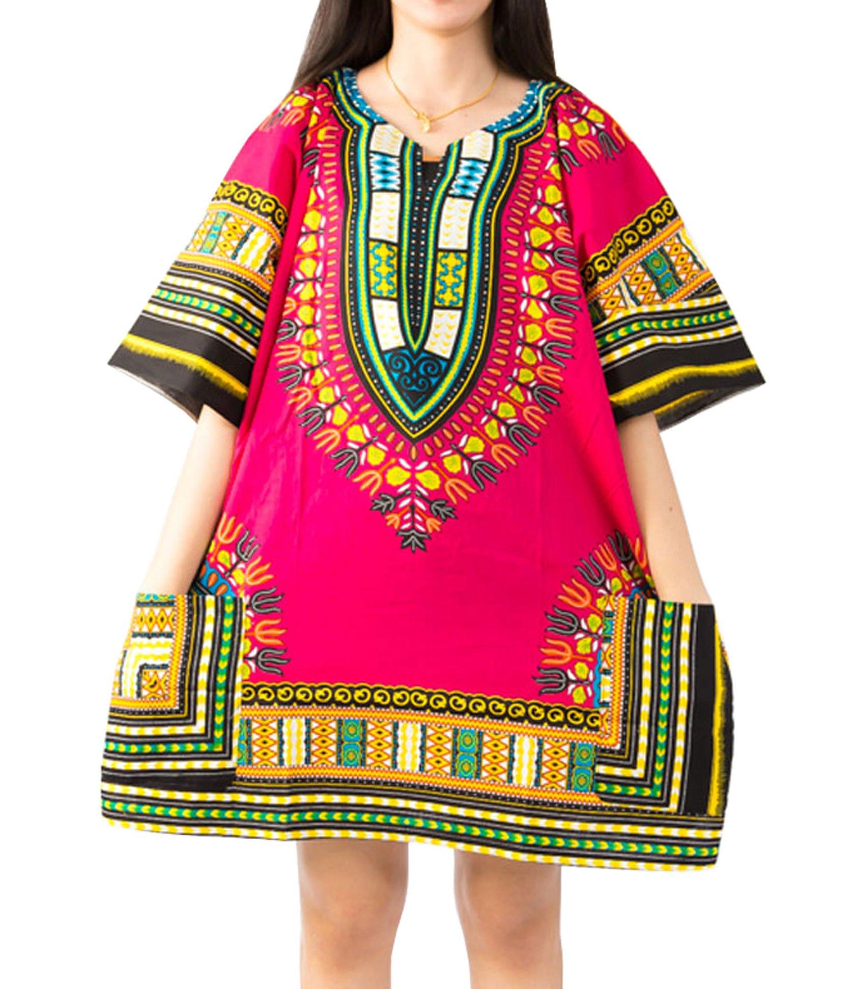 Dashiki print clothing (Large)