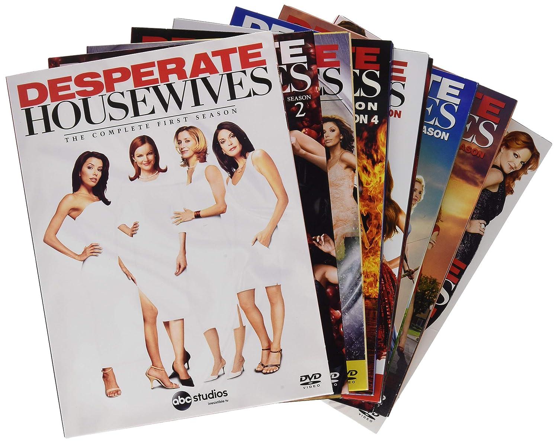Desperate Housewives - Series 1-8 [Reino Unido] [DVD]