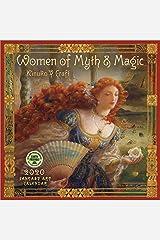 Women of Myth & Magic 2020 Fantasy Art Wall Calendar Calendar