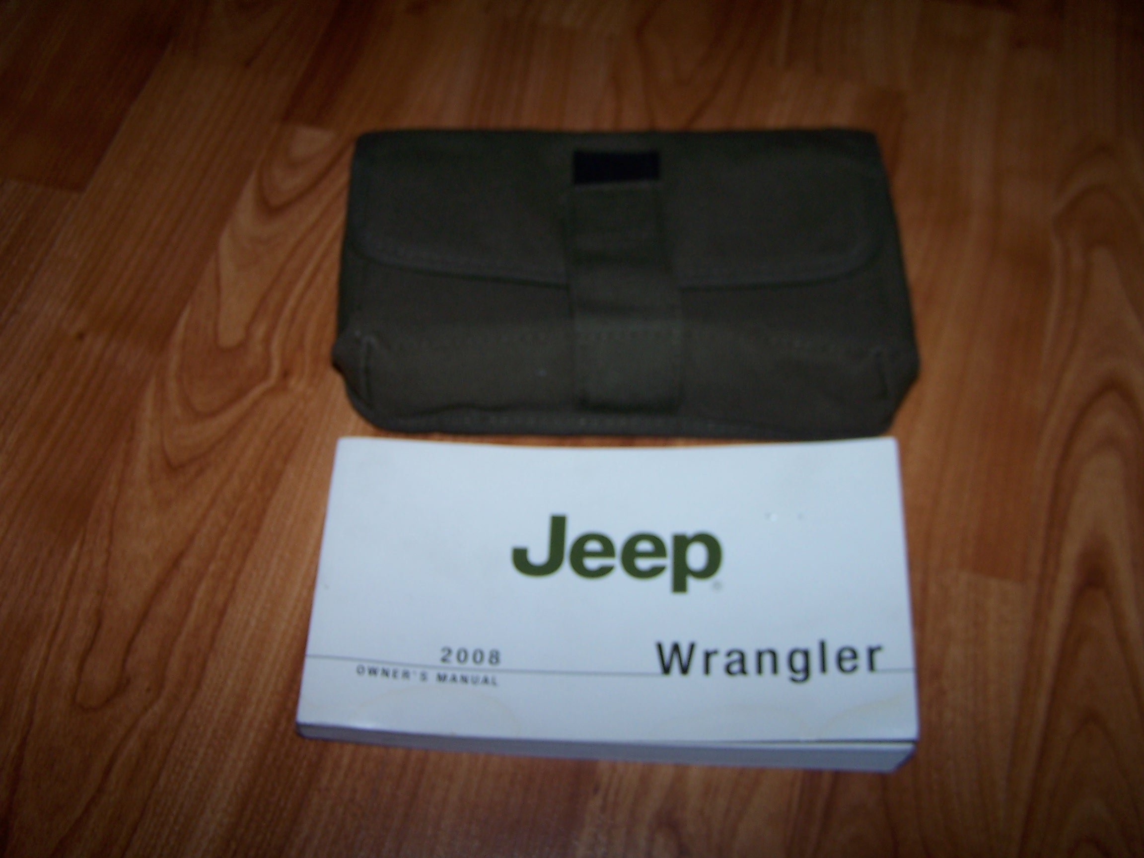 2008 jeep wrangler owners manual jeep amazon com books rh amazon com jeep tj service manual jeep wrangler owners manual
