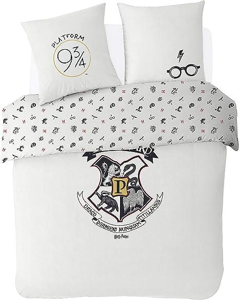 Parure De Lit Harry Potter 200 X 200 Cm