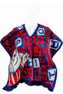 3b3ff8143d6 Chivas de Guadalajara Soccer Team Plush Baby Poncho super soft for Toddler  age up to 5yrs