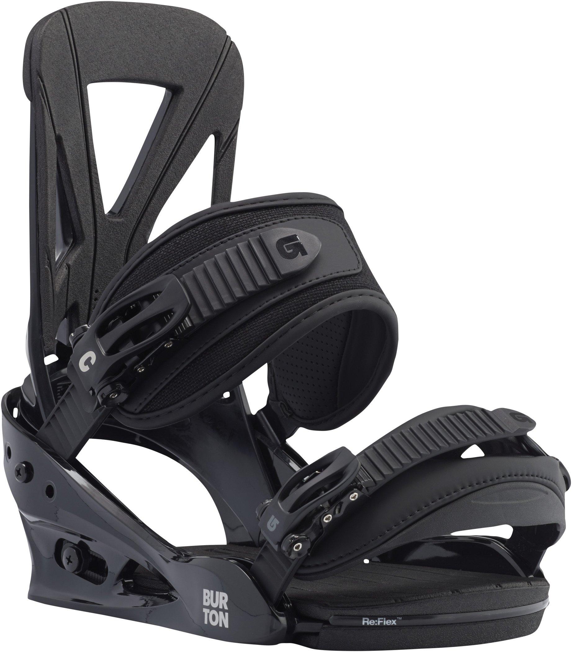 Burton Custom Re:Flex Snowboard Bindings Mens