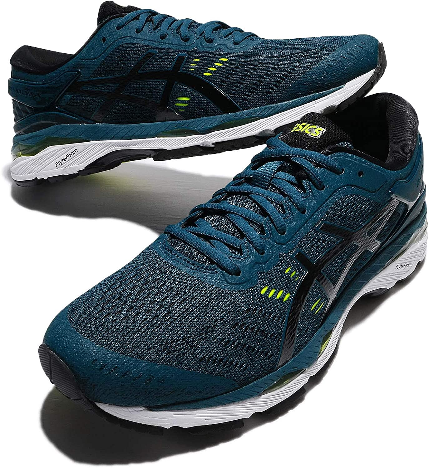 Asics Gel-Kayano 24 Zapatillas para Correr - 40: Amazon.es ...