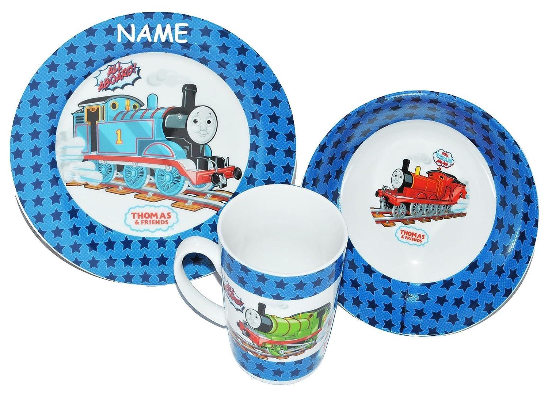 Kaffeetasse 2 tlg  Eisenbahn  von Thomas mehr da