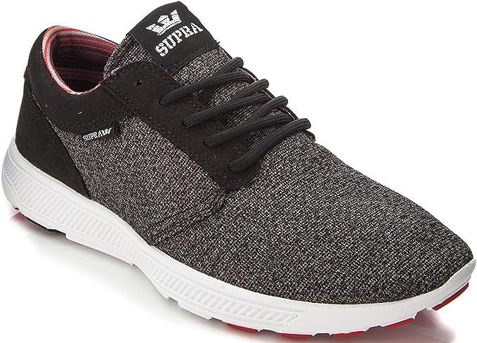 Supra Hammer Run - Zapatillas Deportivas para Mujer, Color Negro, Negro, 4,5 UK: Amazon.es: Deportes y aire libre