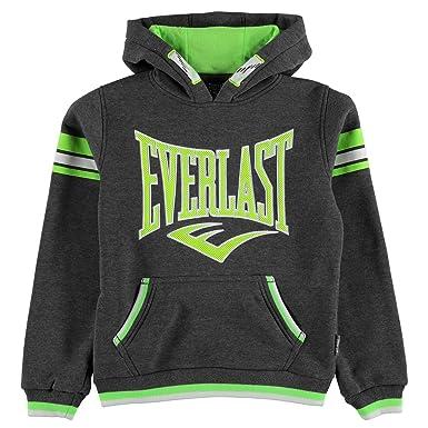Everlast Boys  Hoodie - Grey - Medium  Amazon.co.uk  Clothing c4193406258