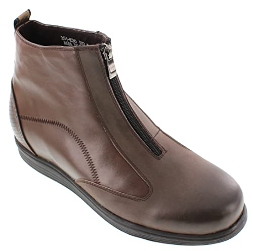 f8672f03b481c Amazon.com | CALTO Men's Invisible Height Increasing Elevator Shoes ...