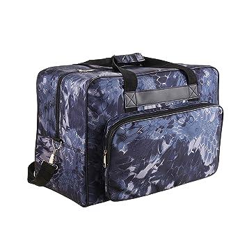 Cosway - Bolsa de transporte universal impermeable portátil para máquina de coser: Amazon.es: Juguetes y juegos
