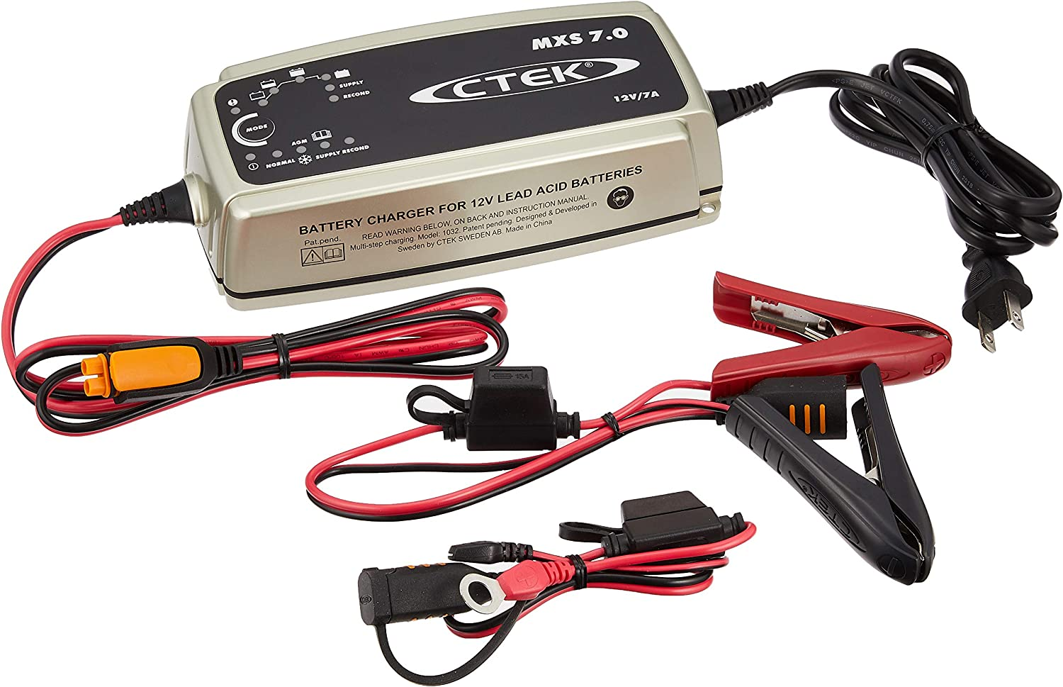 CTEK Comfort Battery Charge Clamp Indicator 12V Chargers /</<NEW/>/>