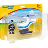 Playmobil Hélicoptère de Police, 9383