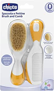 Chicco Comb and Brush Orange, 00006569000000