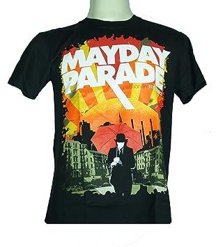 MAYDAY PARADE A LESSON IN ROMANTICS Medium Size M New T Shirt