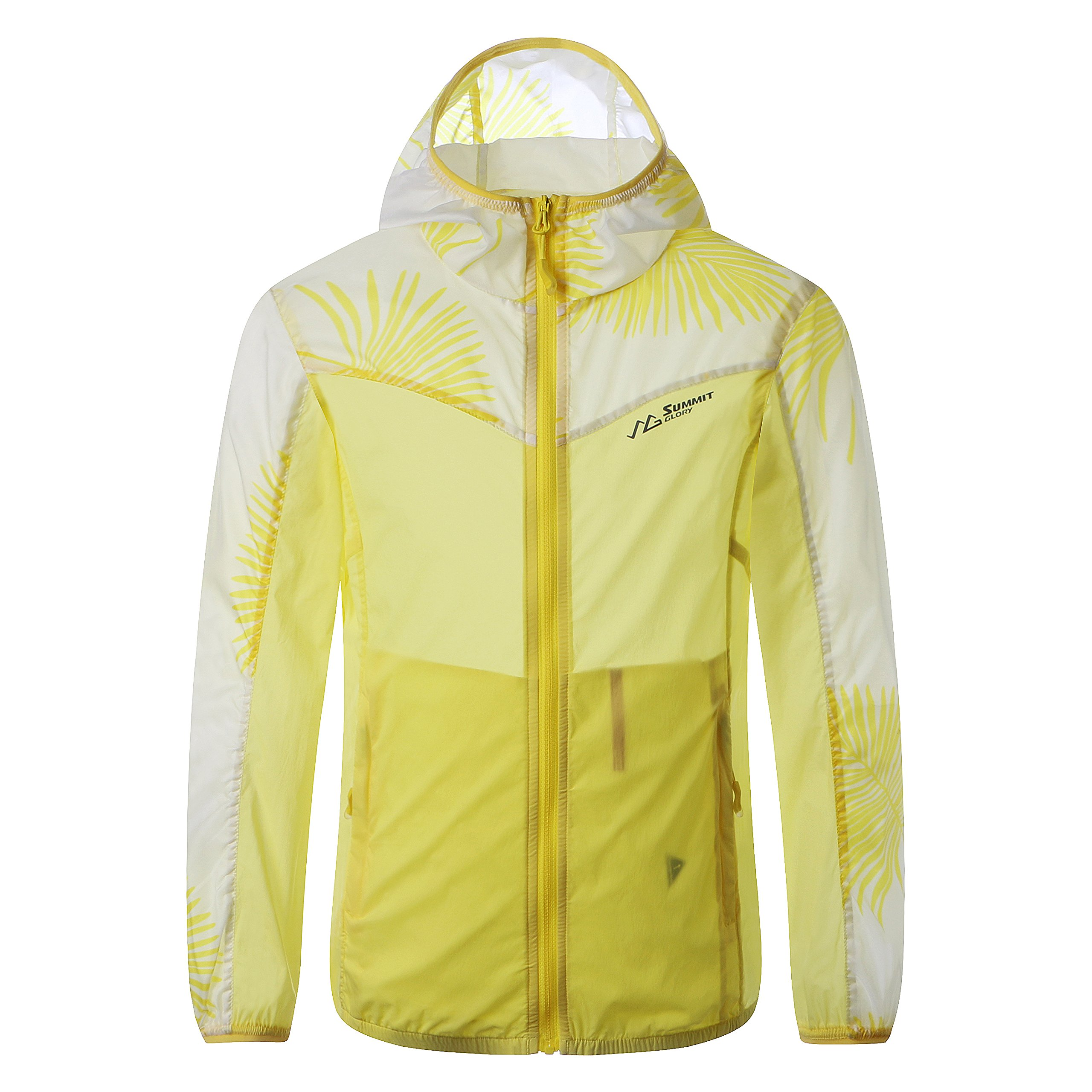 Summit Glory Kid's Ultra Lightweight Quick Dry Outdoor Jacket Skin Coat by Summit Glory (Image #1)