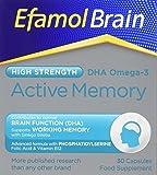 Efamol Efalex Active Memory - Pack of 30 Capsules