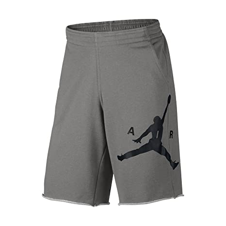 125af15207f514 Nike Mens Air Jordan City Knit Graphic Shorts Dark Grey Black 835159-063  Size 2X-Large  Amazon.ca  Sports   Outdoors