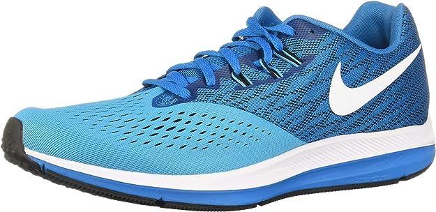 NIKE Air Zoom Winflo 4, Zapatillas de Running para Hombre: Amazon.es: Zapatos y complementos