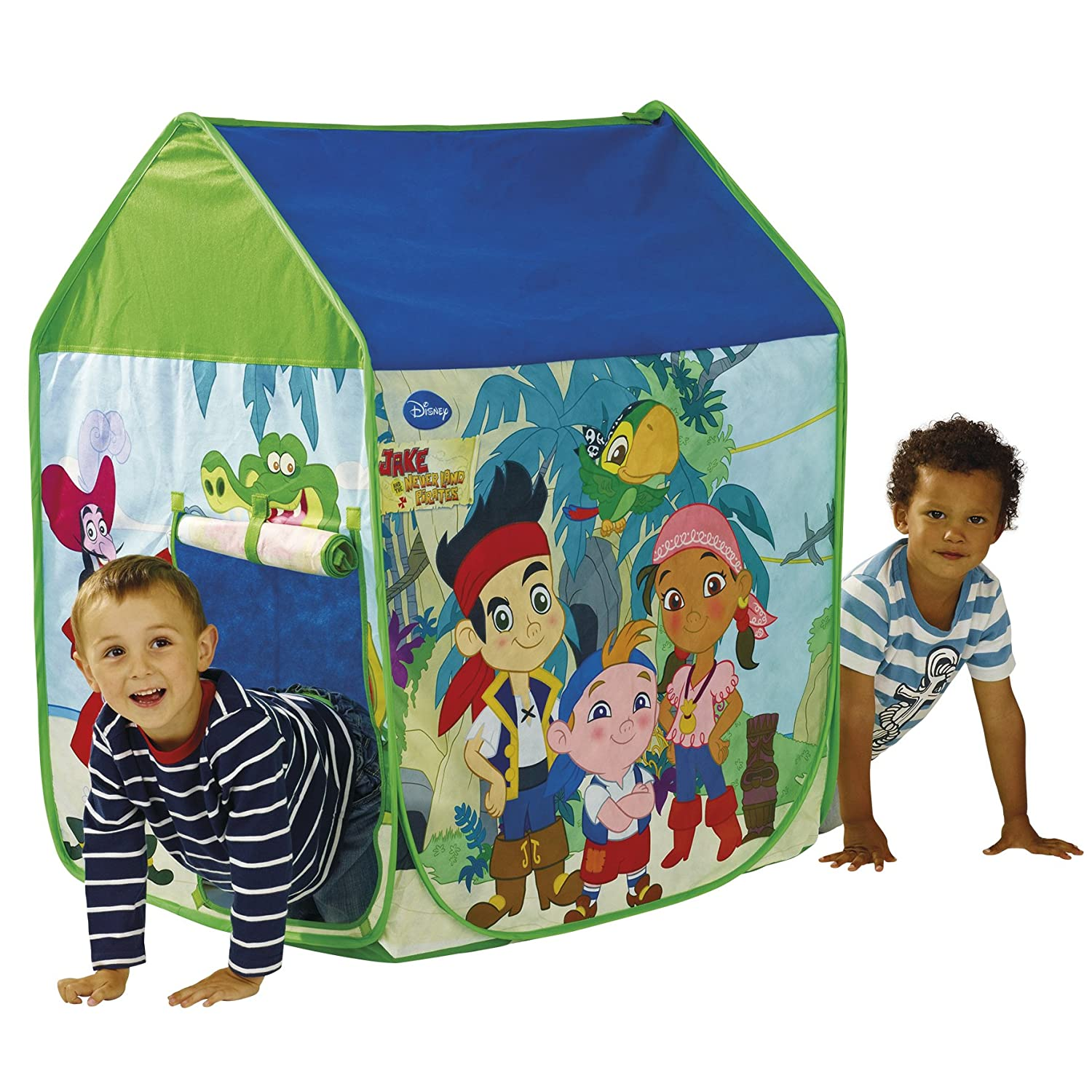 sc 1 st  Amazon.com & Amazon.com: Jake and The Neverland Pirates Wendy Tent: Toys u0026 Games