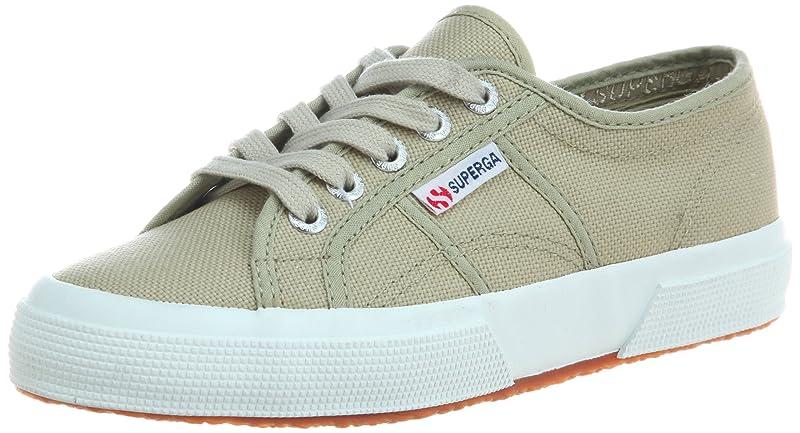 Superga 2750 Cotu Classic Sneakers Low-Top Unisex Damen Herren Beige (Sabbia)