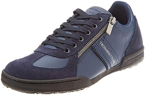 Trussardi Jeans Sneakers Tj Zip Puller 68bab53ec4b