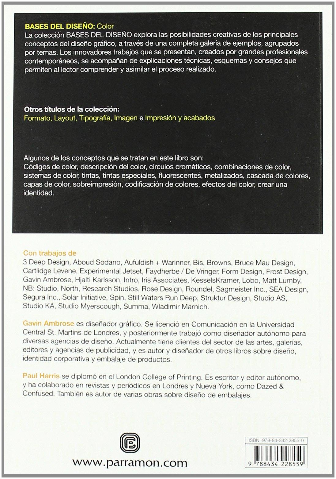 Color. Bases Del Diseño - Número 5: Amazon.es: Gavin Ambrose, Paul ...