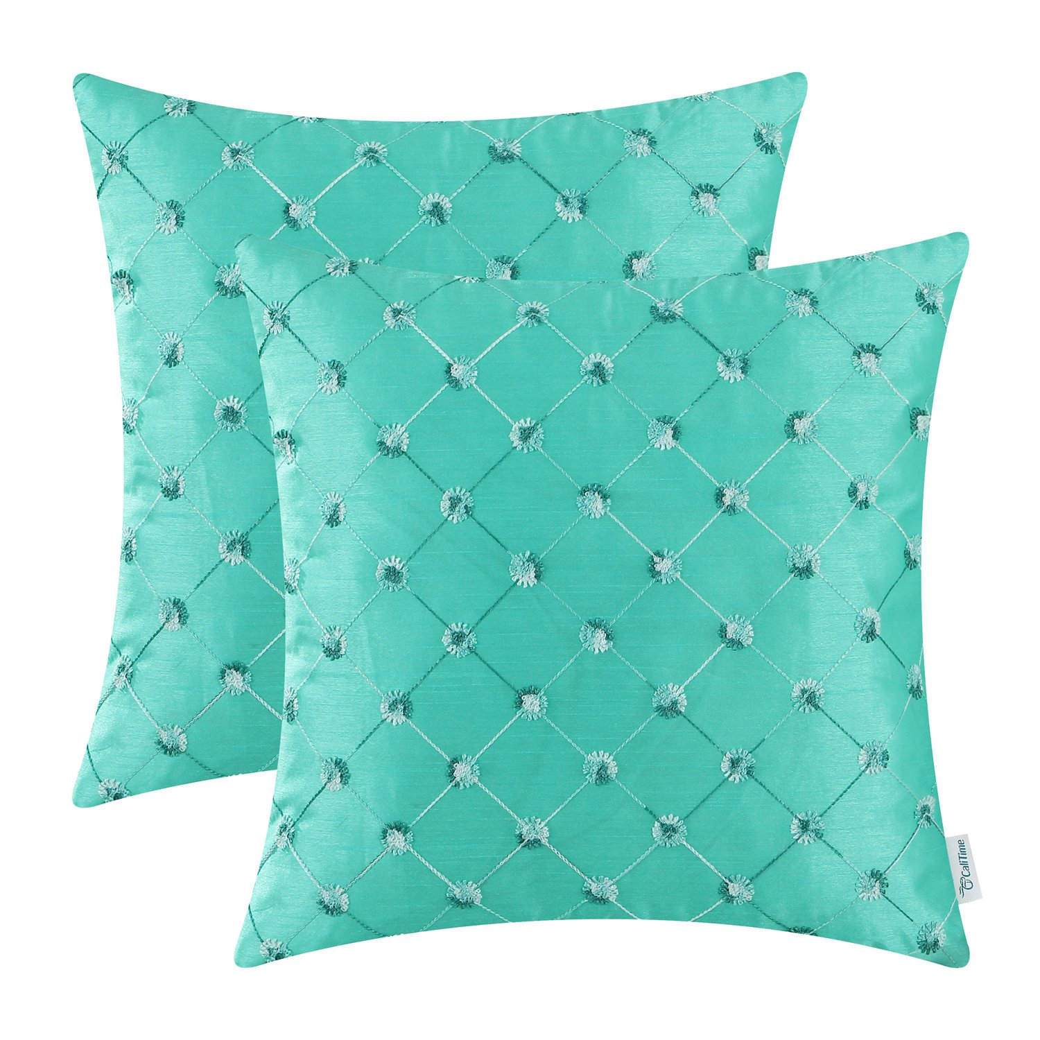 turquoise pillows amazoncom