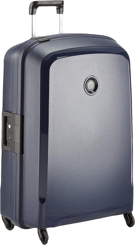 DELSEY Paris Belfort 3 Maleta, 76 cm, 118 litros, Azul