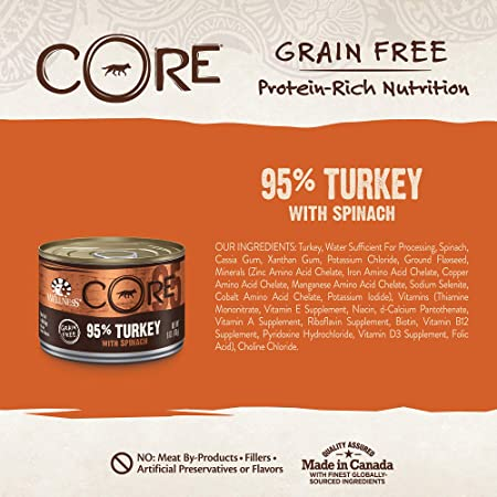 Core Grain Free Dog Food Mixers Toppers