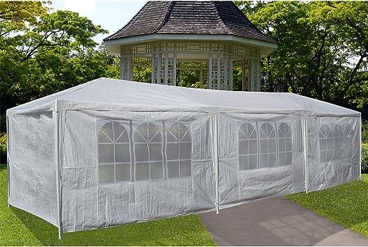 Concept-Usine Tente De Jardin Pergola 3X9M Massilia Toile ...