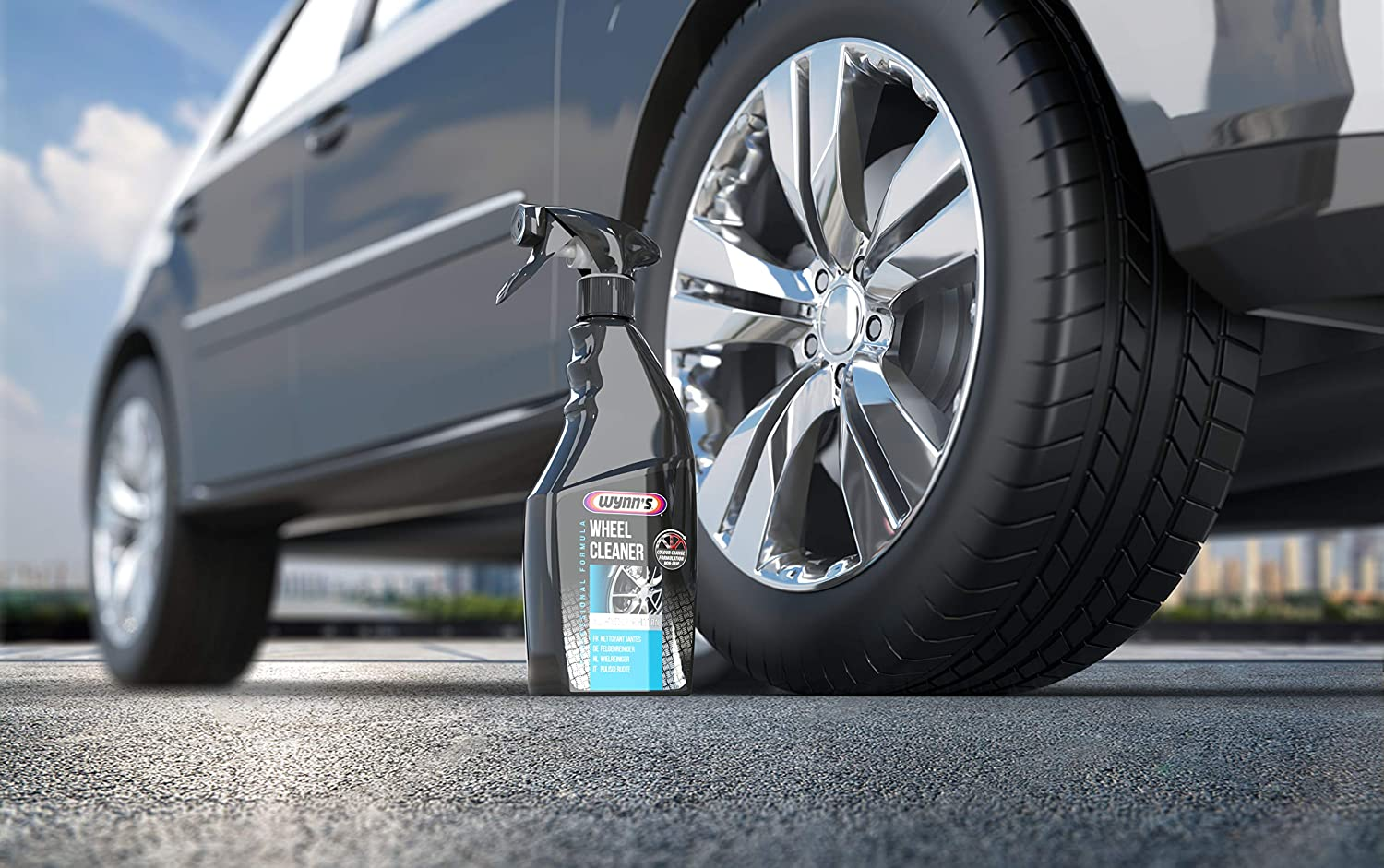 Felgenreiniger Wheel Cleaner Wynn S 500 Ml Auto