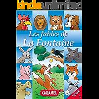 Le chêne et le roseau et autres fables célèbres de la Fontaine: Livre illustré pour enfants (Les fables de la Fontaine t. 2) (French Edition)