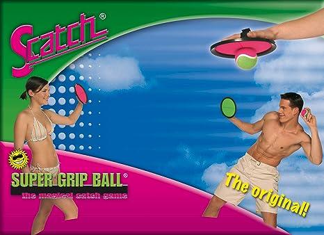 Scatch 871534901101 – Beach Velcro Ball Parte con palo y pelotas