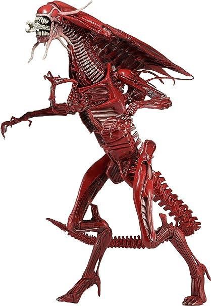 "NECA Alien Queen Deluxe Action Figure 15/"" PVC Ultra Xenomorph In Box Collection"