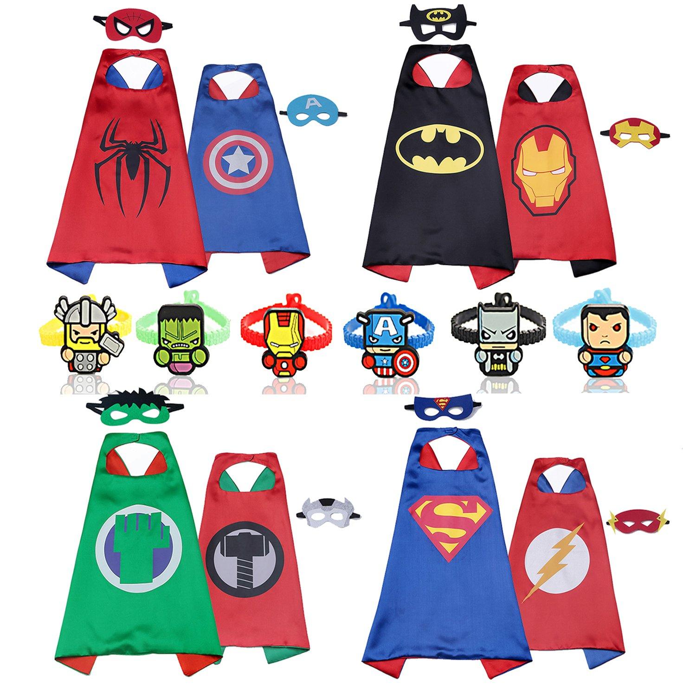 Riorand Superhelden Kostum Fur Kinder Helden Verkleiden Sich Mit