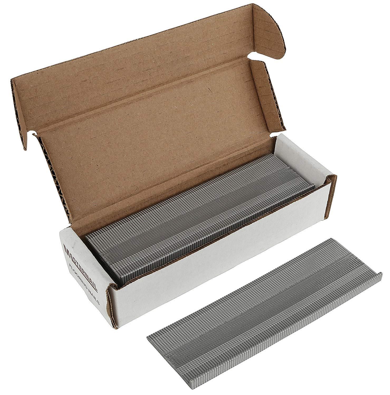 Masternail-16 Gauge Premium Power Cleats, 2 Inch Flooring L-Nails, 5000 Count