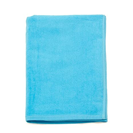 Paquete de 10 toallas para piscina de HOTEL – PLAIN – 400 g/m²,