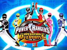 Power Rangers Operation Overdrive Season 1