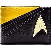 Star Trek Starfleet Command Kläder Portmonnä Plånbok Svart