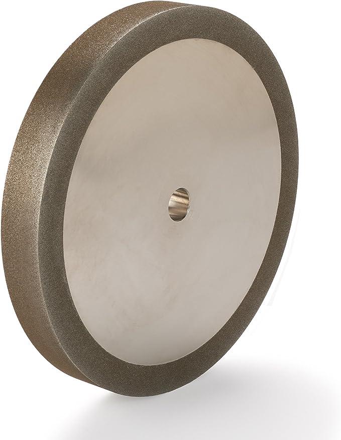 "Weinig Grinder Borazon CBN Grinding Wheel Wood Tech 8/"" x 1//16/"" x 60mm bore"