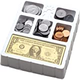 Educational Insights Play Money - Coins & Bills Try