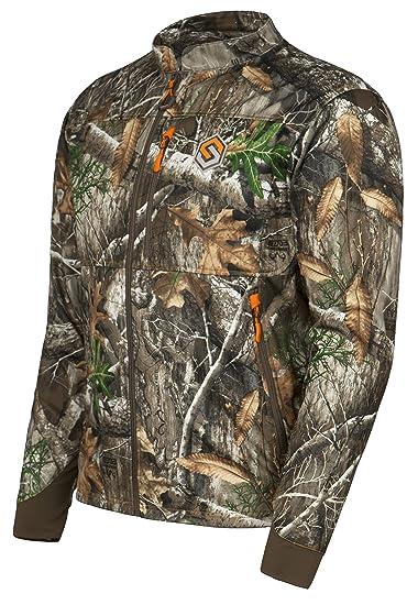 bb292f62e7b12 Amazon.com : ScentLok Men's Savanna Crosshair Jacket : Sports & Outdoors