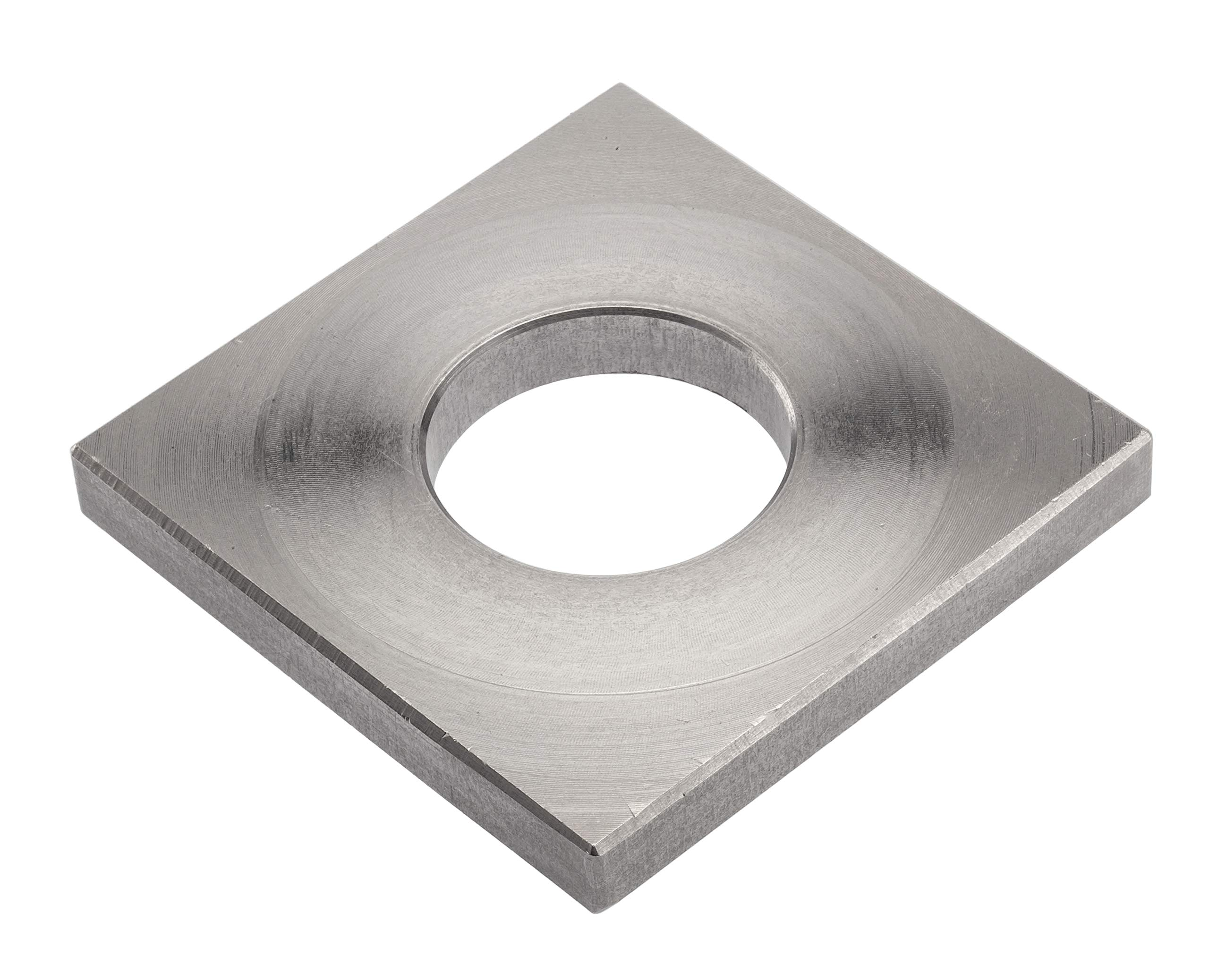 AMPG Z8782-188 Square Washer, Stainless