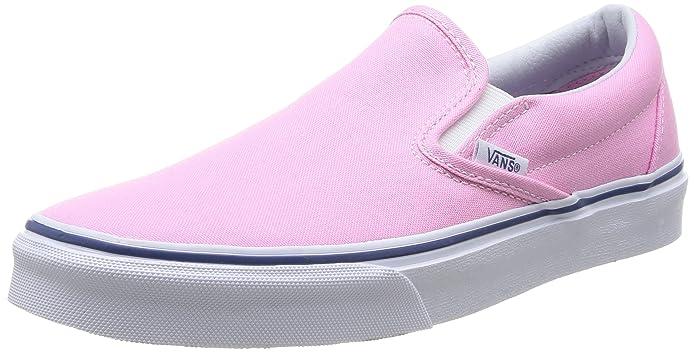 Vans Unisex-Erwachsene Classic Slip-On Low-top Rosa - Pink