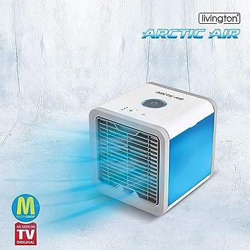 reacondicionado Arctic Air refrigerador port/átil aire acondicionado de Mediashopping